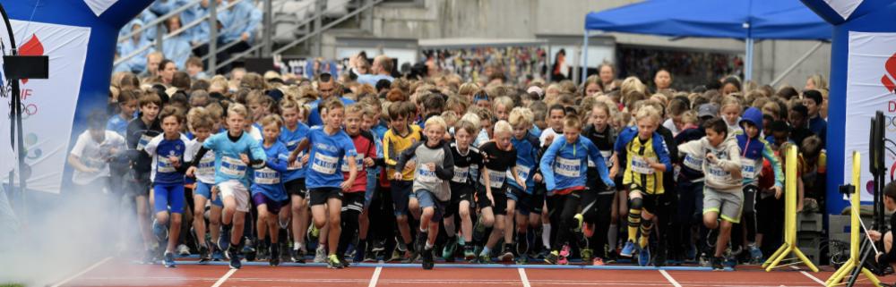 Skole OL - Atletik fuld gas frem :)
