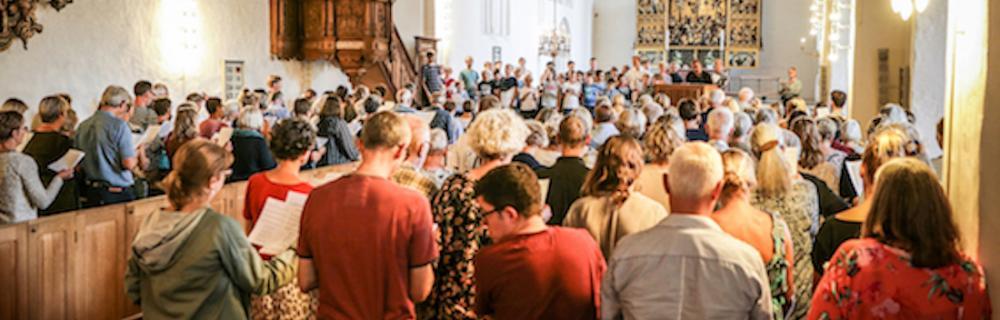 Morgensang i Vor Frue Kirke