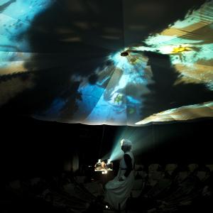 En sand røverhistorie - Teatret Gruppe 38