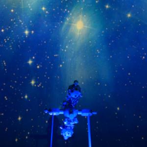 Stjerner i planetariet