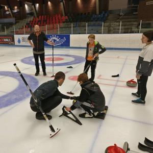 Skole-curling Aarhus Curling Klub