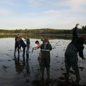 Mini Vildmarkstur med Danmarks jægerforbund