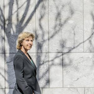 Connie Hedegaard og Katherine Richardson