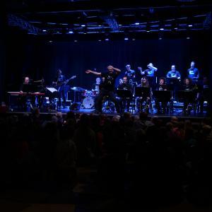 Træd indenfor... i et BIGband! med Aarhus Jazz Orchestra